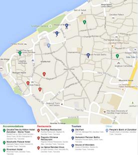 Zanzibar map android apps on google play zanzibar map screenshot thumbnail gumiabroncs Images