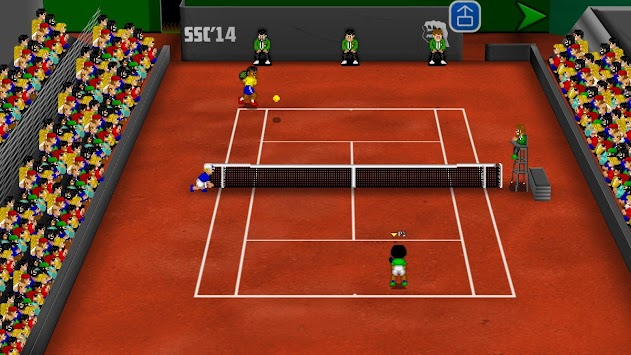 Tennis Champs Returns apk screenshot
