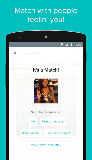 Tagged - Meet, Chat & Dating screenshot