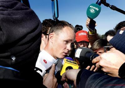 """Chris Froome reageert op de pers voor controversieel competitiedebuut in Ruta del Sol: """"Veel foute informatie"""""""