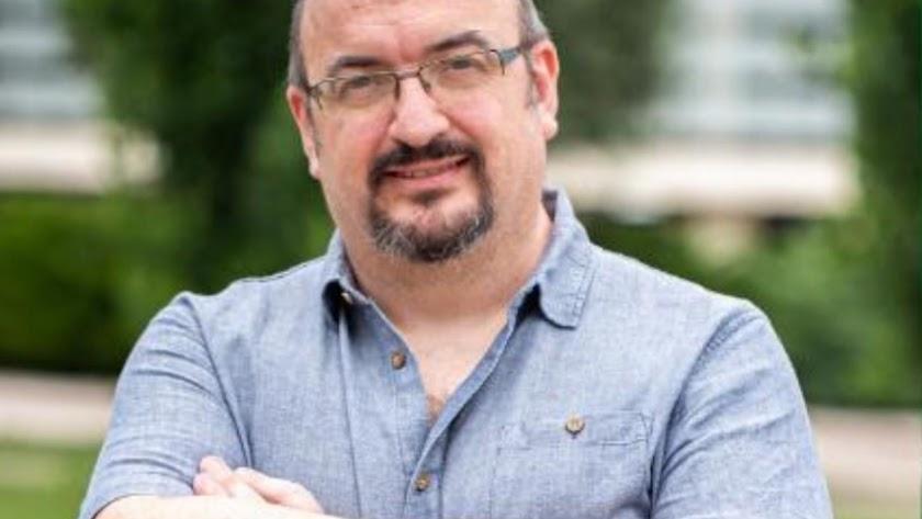 Santiago Hernández, CEO del proyecto CircularScrop de Expanhouse