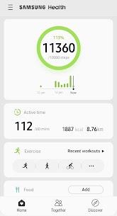 Samsung Health 6.10.0.041 Download APK Mod 1
