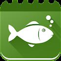 FishMemo - fishing tracker icon