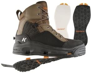 Korkers Buckskin wading boots review