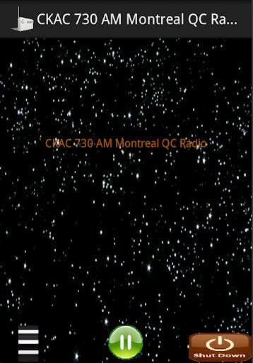 CKAC 730 AM Montreal QC Radio
