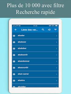Download conjugueur-exercices conjugaison française For PC Windows and Mac apk screenshot 10