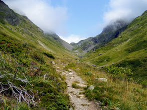Photo: Verso il Col d'Arrious...