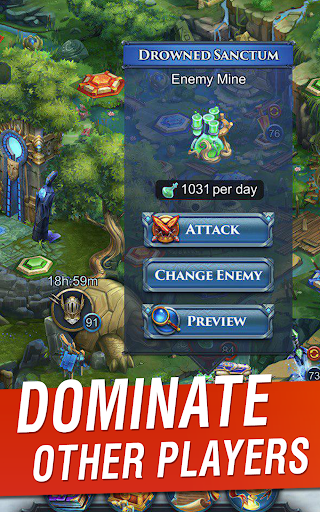 Defenders 2: Tower Defense Strategy Game screenshots 14