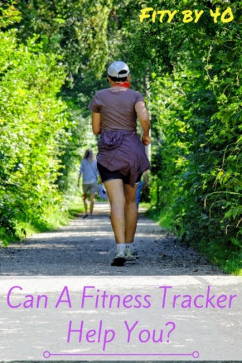 fitness tracker helps you