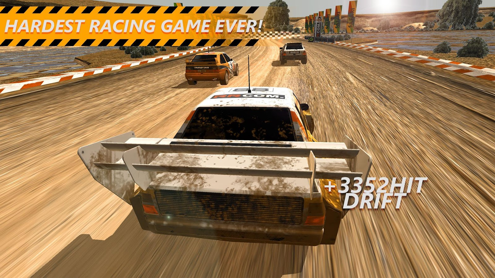 Rally Racer Unlocked- screenshot