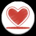 Love widget icon