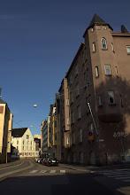 Photo: Walking around Helsinki