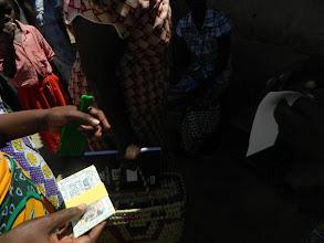 Photo: BBN Members being issued Bangla-Pesahttp://koru.or.ke