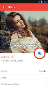 Asian Dating Free - thisDating screenshot 1