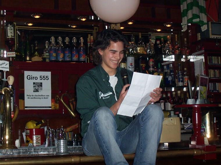 Dart en Nieuwjaar 2005