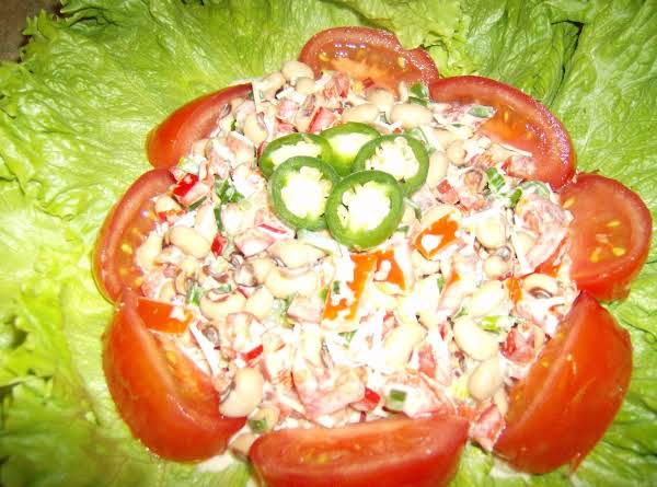 Rose Mary's Southern Caviar Salad Recipe