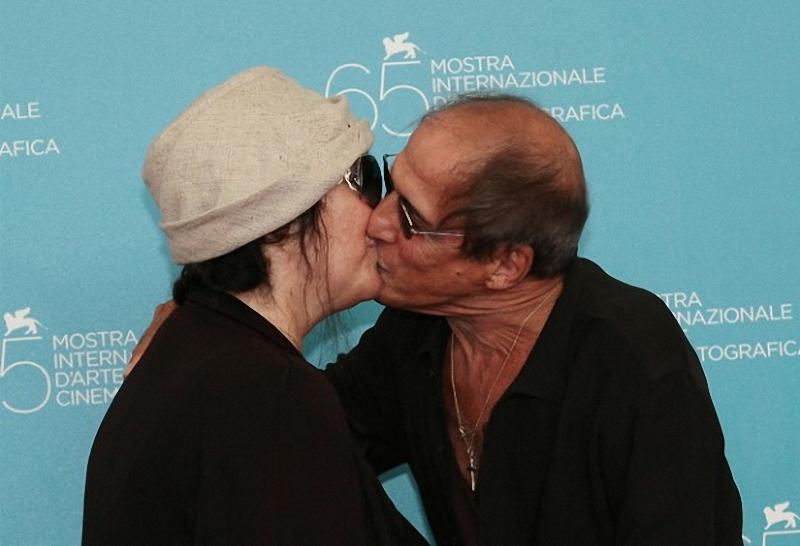 Adriano Celentano and Claudia Mori 10