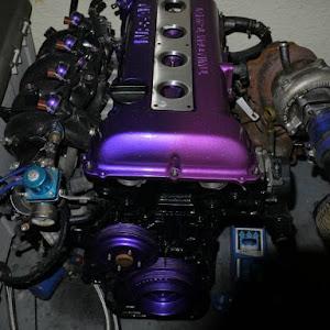 シルビア S13 s13のエンジンのカスタム事例画像 シルビアーんさんの2017年10月18日15:37の投稿