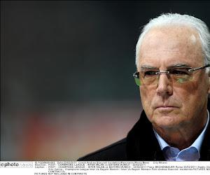 """Franz Beckenbauer pousse un gros coup de gueule : """"Le monde entier se moque de nous"""""""