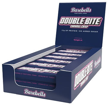 Barebells Double Bite Chocolate Crisp - 12st