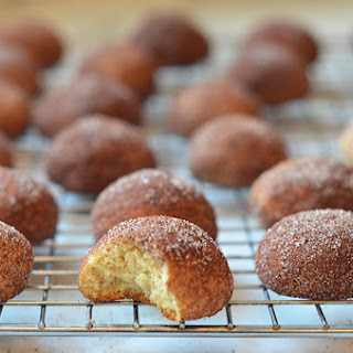 Donut Hole Cookies.