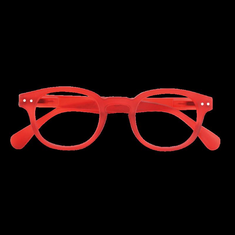 Izipizi leesbril Red #C