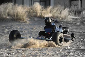 Photo: GERMAN BUGGY ÖKO RACING On the Beach