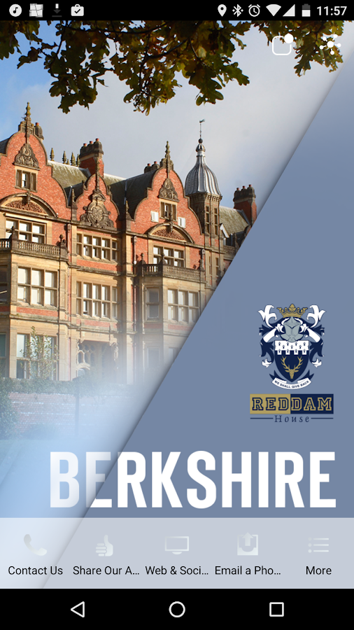 Reddam house berkshire android apps on google play for Berkshire house