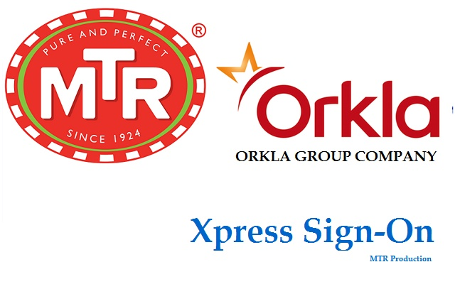 Xpress Sign-On Extension(MTR)