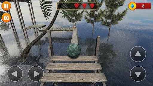 Code Triche Balancer Ball 3D: Rolling Escape  APK MOD (Astuce) screenshots 5