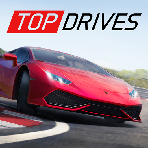 Top Drives – Car Cards Racing Icon