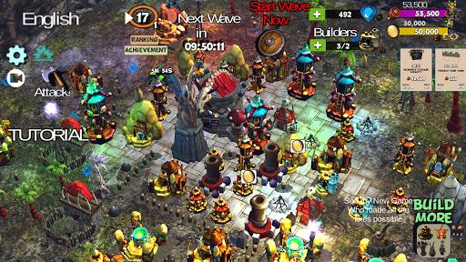 u2623ufe0f Clash Of Orcs u26faufe0f City Building Defense War TD 3.42 androidappsheaven.com 9