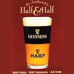 Guinness Guinness-Harp Half & Half