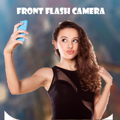 Front Flash Camera (app)
