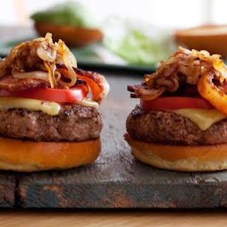 Chuck's Super Burgers.