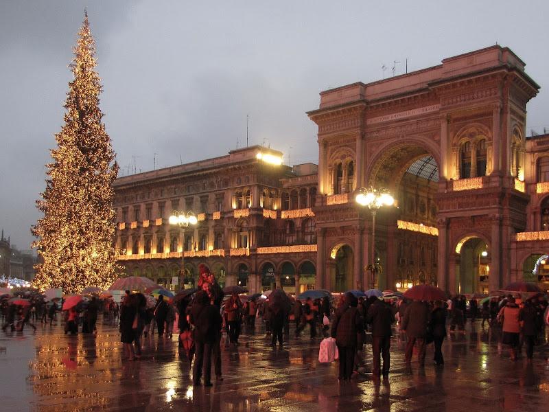 Serata piovosa a Milano di marvig51