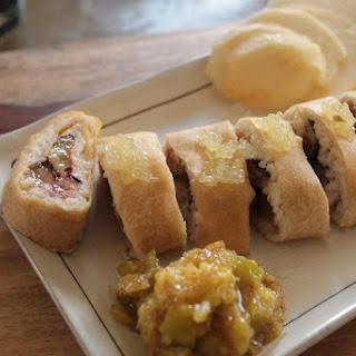 Fig and Coconut Dessert Sushi (Autoimmune Paleo).
