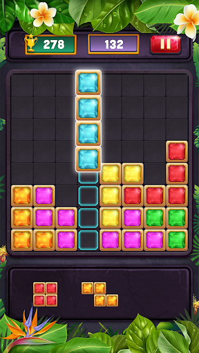 Block Puzzle 1010 Classic : Puzzle Game 2020 screenshots 2