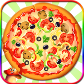 Pizza Maker Cooking Games Free