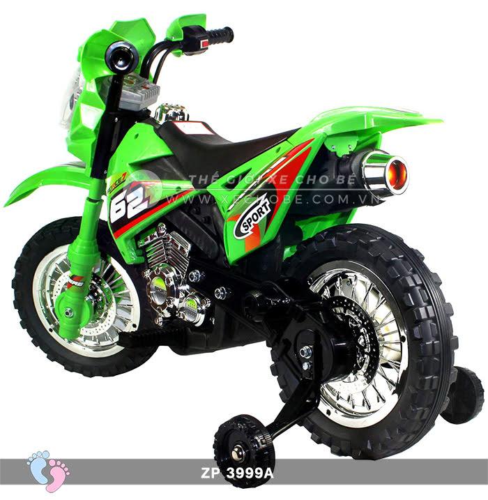 Xe mô tô điện 2 bánh địa hình cho bé ZP3999A 6