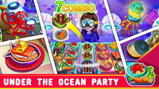 Cooking Party Star : Chef Restaurant Cooking Games  screenshots 9