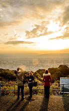"""Photo: This photo appeared in an article on my blog on Apr 2, 2013. この写真は4月2日ブログの記事に載りました。 """"More Dynamic Views of Kyoto From Shogunzuka"""" http://regex.info/blog/2013-04-02/2239"""