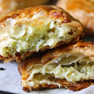 Zucchini Cheddar Hand Pies