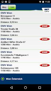 OMV Filling Stations screenshot 2