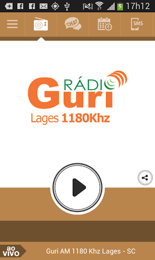 Guri Am 1180 Khz Lages - SC