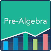 Pre-Algebra Prep: Practice Tests and Flashcards