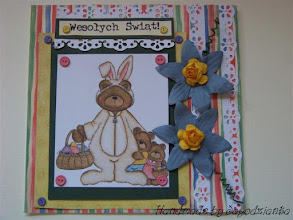 Photo: EASTER CARD 9