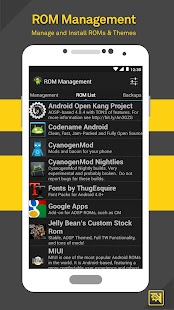 ROM Toolbox Lite Screenshot