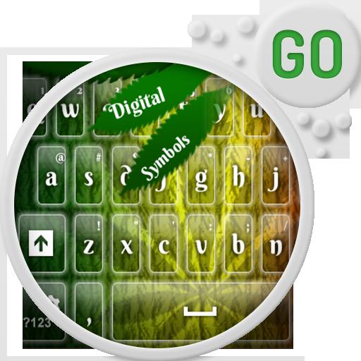 键盘杂草 個人化 LOGO-玩APPs