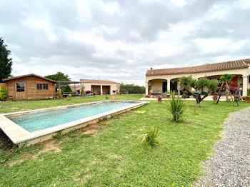 villa à Pouzolles (34)